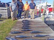 Tuna Duck Sportfishing, Beautiful Day