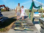 Fishin' Fannatic, Great Day of Mahi Fishing on the Outer Banks