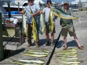 Fishin' Fannatic, Mahi Fishing on the Outer Banks