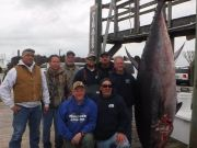 Pirate's Cove Marina, Have you booked your Bluefin Charter Yet?