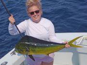 Tuna Duck Sportfishing, Trolling Bites
