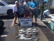 Reliance Hatteras Fishing Charters, Reliance inshore report