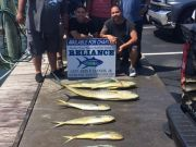 Reliance Hatteras Fishing Charters, Hatteras offshore report