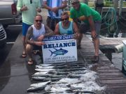 Reliance Hatteras Fishing Charters, Hatteras blues