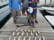 Oden's Dock, Inshore fishing with Jake Dempsey!