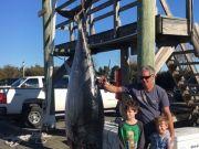 Pirate's Cove Marina, Bluefin Tuna Time!!