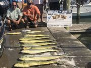 Bite Me Sportfishing Charters, Local Celebrity Day!
