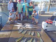 Tuna Duck Sportfishing, Fun Day!