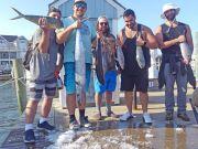 Tuna Duck Sportfishing, Peaceful Day on the Stream