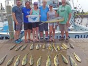 Tuna Duck Sportfishing, Sailfish Release