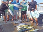 Tuna Duck Sportfishing, Sailfish Release Today