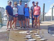 Tuna Duck Sportfishing, Trigger Fish