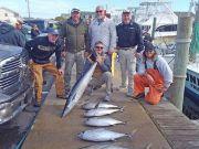 Tuna Duck Sportfishing, Nice Wahoo!