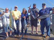 Tuna Duck Sportfishing, Tuna and Dolphin