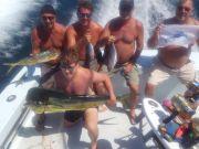 Tuna Duck Sportfishing, Good Time Today