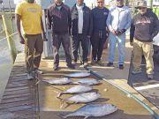Tuna Duck Sportfishing, Wahoo and Tuna!