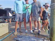 Tuna Duck Sportfishing, Wahoo!