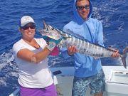 Tuna Duck Sportfishing, Wahoos!