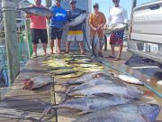 Tuna Duck Sportfishing, The Ocean Was Alive Today