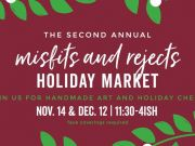 Outer Banks Brewing Station, Misfits and Rejects Holiday Market
