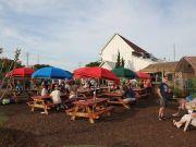 Outer Banks Brewing Station, Backyard Beats & Eats