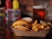 Jack Brown's Beer & Burger Joint, 1718 Brewing Beer Pairing Dinner