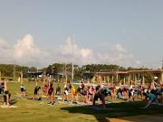 Town of Nags Head, Yoga in the Park