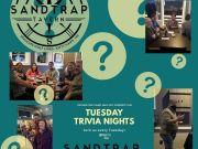 Sandtrap Tavern, Trivia Night at Sandtrap Tavern