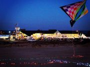 Kitty Hawk Surf Co., Kites with Lights