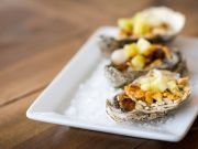 Taste of the Beach, Shucked 5-Ways at Blue Water Grill & Raw Bar