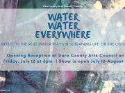 Dare County Arts Council, Water Water Everywhere Exhibition