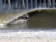 Jennette's Pier, WRV Outer Banks Pro Surf Contest
