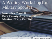 Dare County Arts Council, Letter to My Veteran: A Writing Workshop for Military Spouses