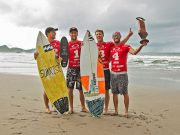 Jennette's Pier, 2018 Oakley Surf Shop Challenge