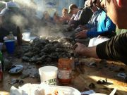 Visit Ocracoke, Ocracoke Working Watermen's Association Oyster Roast & Shrimp Boil