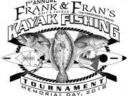 OBX Events, Frank & Fran's Kayak Fishing Tournament