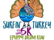 Annual Surfin' Turkey 5K & Puppy Drum Fun Run
