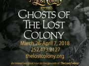The Lost Colony, Ghosts of the Lost Colony