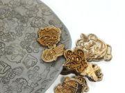 Pocosin Arts School of Fine Craft, Workshop: Stamping & Rolling