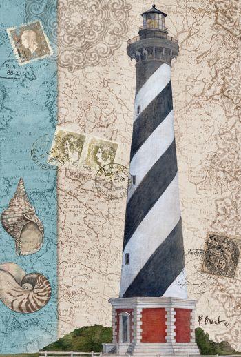 Islander Flags, Harbor Point Lighthouse