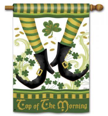 Islander Flags, Irish Jig