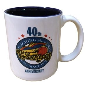 Kitty Hawk Kites, Kitty Hawk Kites 40th Anniversary Mug