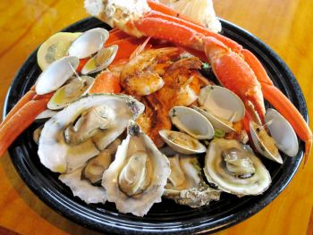 Goombays Grille & Raw Bar, STEAMED COMBO