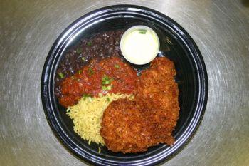 Tortugas' Lie Shellfish Bar & Grille, Coco Loco Chicken