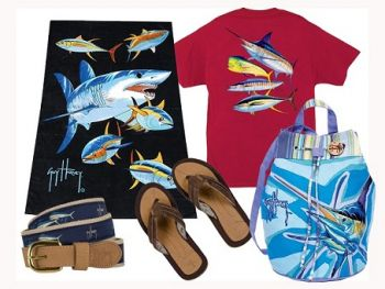 Ocean Treasures, Guy Harvey Art and Sportswear