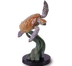 Ocean Treasures, Wyland Sculptures