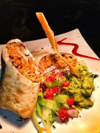 Red Sky Café, Blue Water Burrito