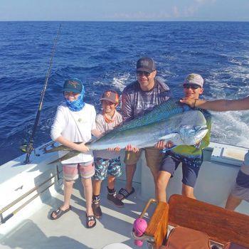 Tuna Duck Sportfishing, Junior Anglers Today