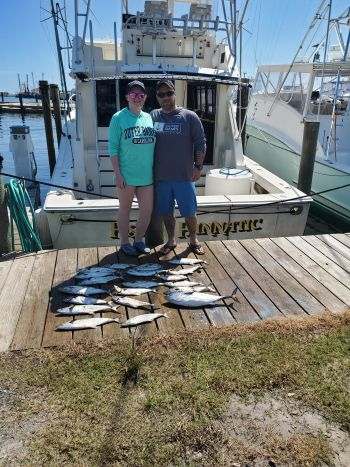 Fishin' Fannatic, Great Times on the Outer Banks
