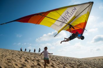 Kitty Hawk Kites, It's a Great Day to Fly